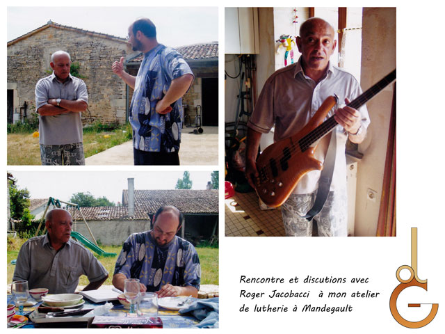 Roger Jacobacci et Jean Philippe Bonnefond